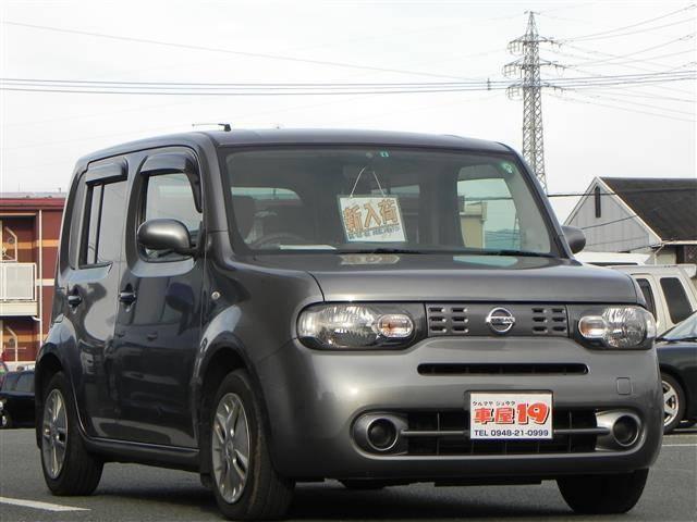 日産 15X Mセレクション 1年保証付