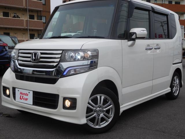 ホンダ N BOXカスタム G・Lパッケージ (車検整備付)