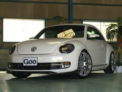 VW ザ・ビートルデザイン HALTデザインハーフエアロ KW車高調