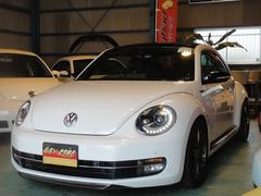 VW ザ・ビートルターボ SR エンジン軽量 コーディング