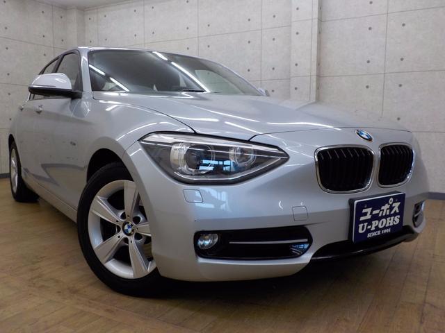 BMW 1シリーズ 116i スポーツ ワンオーナー ナビ バック...