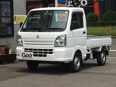 ミニキャブトラックM 4WD 5速MT エアコン パワステ 三方開