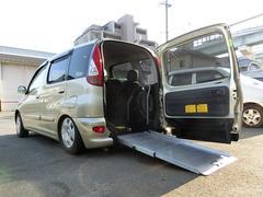 ファンカーゴ ウェルキャブ 福祉車両(トヨタ)