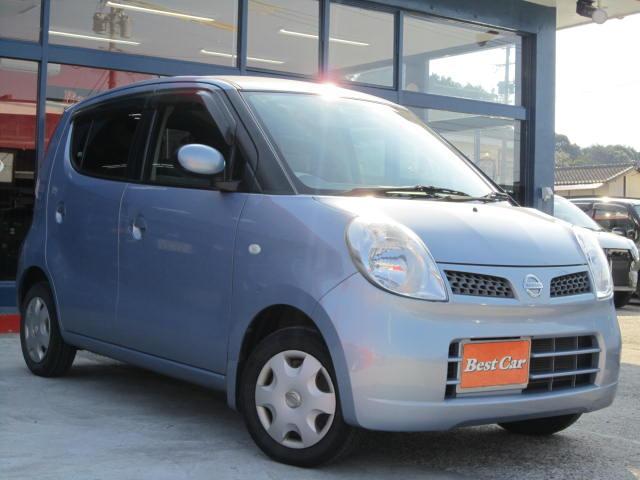 日産 モコ E スマートキー ワンオーナー車 ABS (車検整備付)