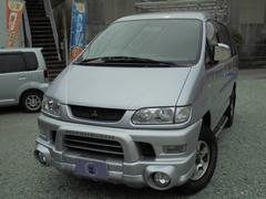 デリカスペースギア シャモニー ハイルーフ 4WD(三菱)