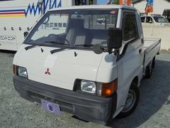 デリカトラック 標準ボディ コラム5速 エアコン 2WD(三菱)