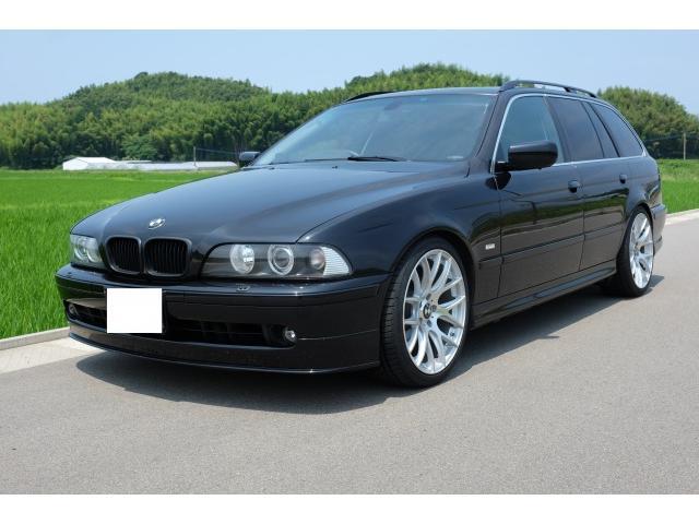 BMW 5シリーズ 530iツーリングハイライン 本革シート HD...