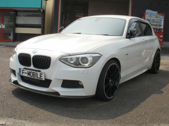 BMW 1シリーズ 116i Mスポーツ 純正HDDナビ フルセグ...