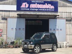 パジェロミニVR−II 4WD CD 背面タイヤ