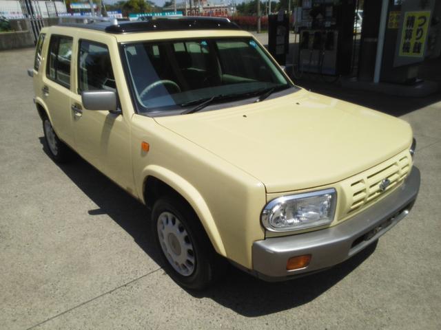 日産 タイプII 4WD サンルーフ ETC