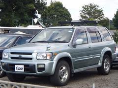 テラノレグラスワイド RS−R SV ディーゼルターボ 4WD CD・MD