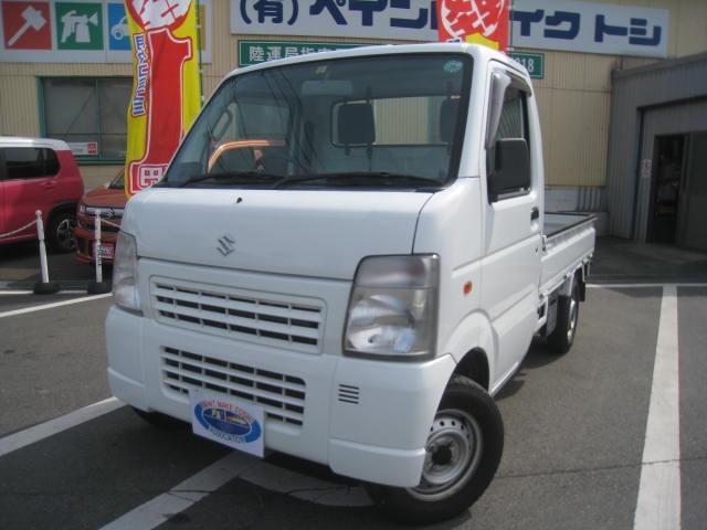 スズキ KCエアコン・パワステ 3方開 CD ETC