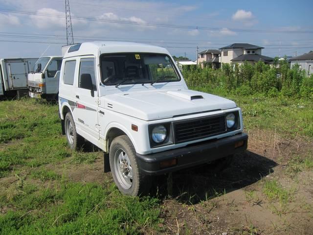スズキ EC 4WD コスミックルーフ