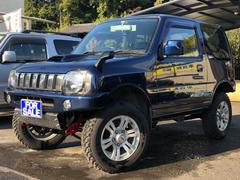 ジムニー4WD ターボ 2inリフトUP 新品レザー調シートカバー