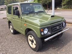 ジムニーワイルドウインド 4WD 5速 ターボ