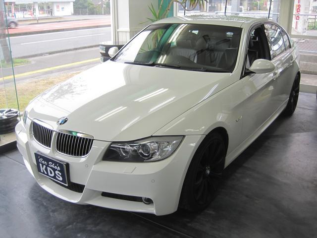 BMW 3シリーズ 335i Mスポーツパッケージ ナビ 純正AW...
