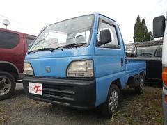 アクティトラック5MT 4WD 荷台作業灯 3方開 純正ラジオ