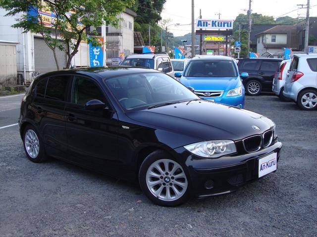 BMW 1シリーズ 116i プッシュスタート キセノンヘッドライ...