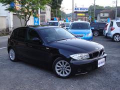 BMW116i プッシュスタート キセノンヘッドライト