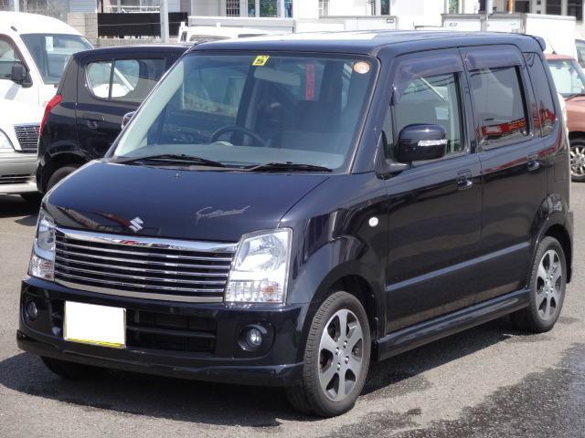 新車保証書・取説付のワンオーナー車!人気のターボFT−Sリミテッド ブラック入荷!