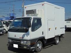 キャンター1.35t 一部冷凍冷蔵車