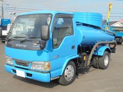 エルフトラック3.0t バキュームカー