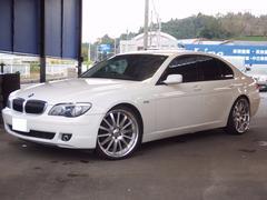 BMW740i ヴァルドポルノフィーノ22インチAW