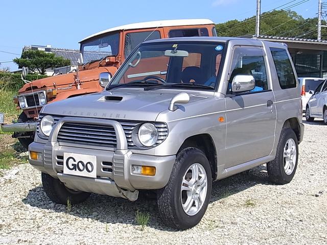 三菱 パジェロミニ VR−II 4WD (車検整備付)