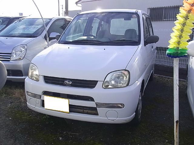 スバル プレオ F (車検整備付)