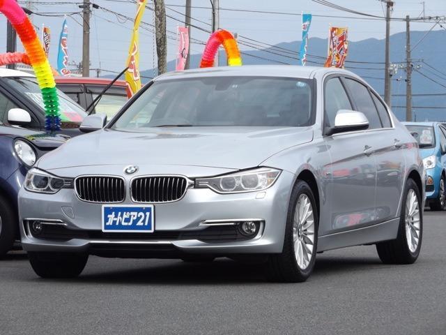 BMW 3シリーズ 320d ラグジュアリー スマートキー HDD...