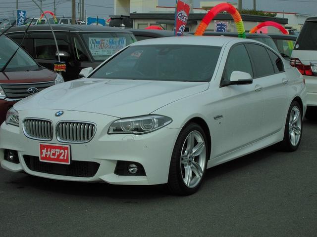 BMW 5シリーズ アクティブハイブリッド5 Mスポーツ (なし)