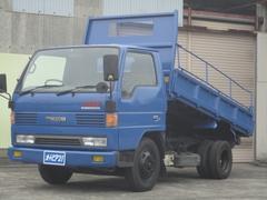 タイタントラックダンプ 2トン ディーゼル
