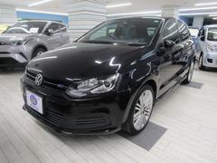 VW ポロブルーGTブルーモーション
