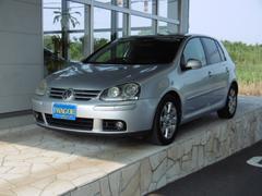 VW ゴルフGT レザーシート