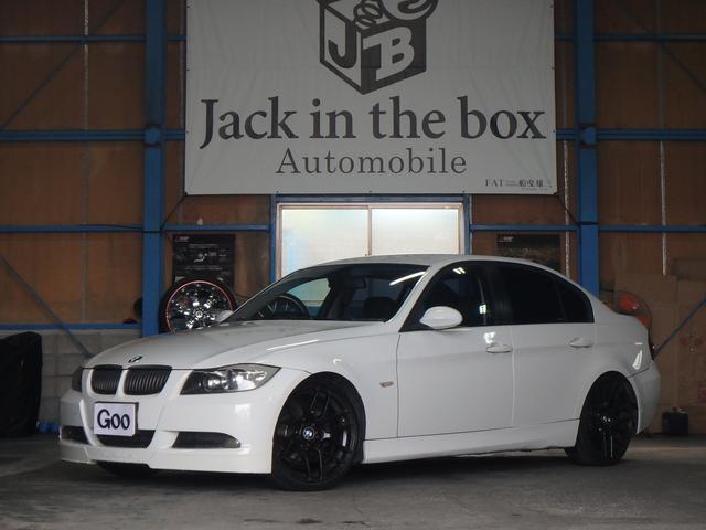 BMW 3シリーズ 320i 車高調 19AW レザーシート (検...