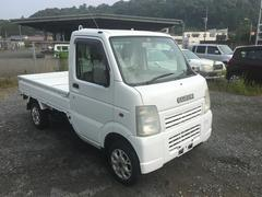 キャリイトラックKC 4WD エアコン パワーステ AT車