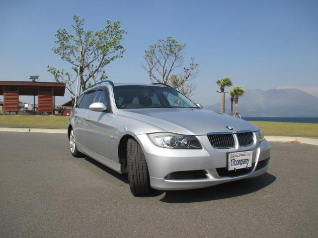 BMW 3シリーズ 325iツーリング 社外19インチアルミ ロー...