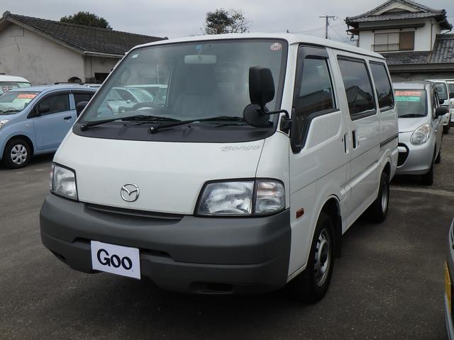 マツダ ボンゴバン DX (車検整備付)