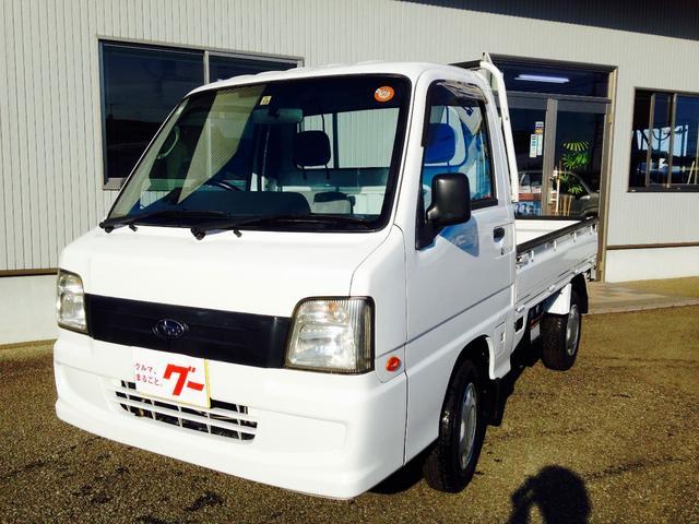 サンバートラック TC 4WD エアコン パワステ ETC