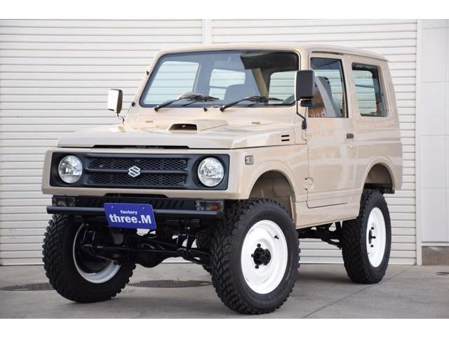 スズキ ランドベンチャー 4WD カスタムオリジナル