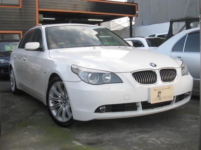 BMW 5シリーズ 525iハイラインパッケージ サンルーフ (検...