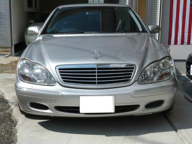 Mercedes benz s class s430 2000 gray 110 000 km for S430 mercedes benz