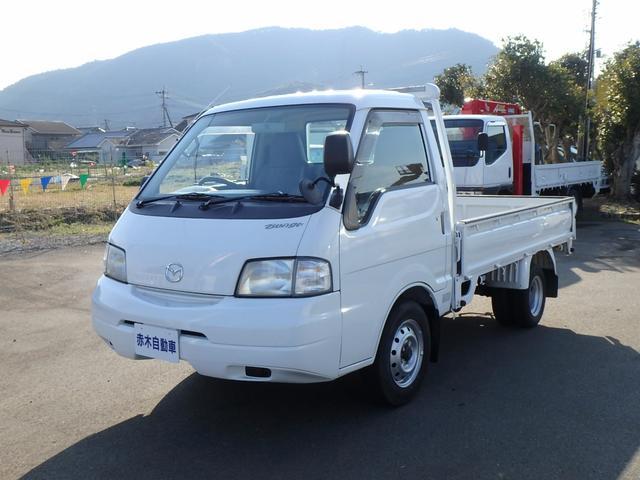 マツダ ボンゴトラック DX ディーゼル車 850Kg (車検整備付)