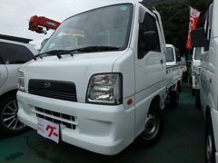 サンバートラック5MT 4WD  パワステ エアコン