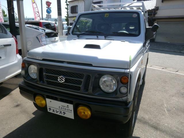 スズキ ワイルドウインド ルーフキャリア 4WD
