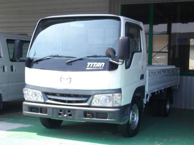 マツダ タイタンダッシュ ロングワイドローDX (車検整備付)