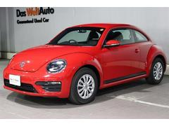 VW ザ・ビートルベース 認定中古車 運賃無料キャンペーン中