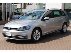 VW ゴルフヴァリアントTSI コンフォートライン 認定中古車