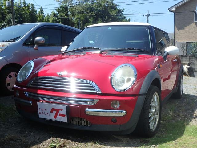 MINI MINI クーパー ディーラー車 (なし)
