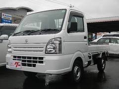 キャリイトラックKCエアコン・パワステ・バイザー・マット・5MT